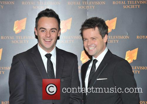 Anthony Mcpartlin, Declan Donnelly, Ant and Dec 2
