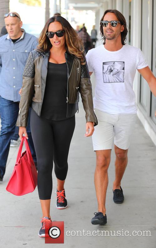 Tamara Ecclestone and Jay Rutland 3
