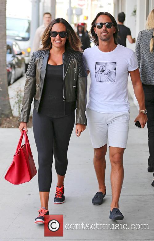 Tamara Ecclestone and Jay Rutland 10