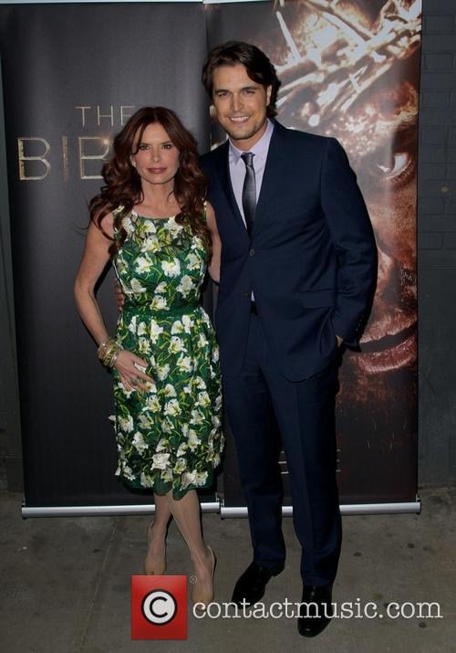 Roma Downey and Diogo Morgado 9