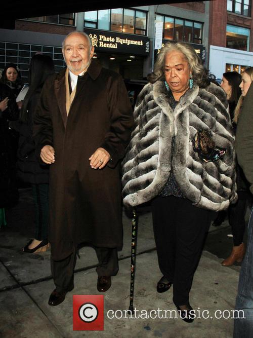 Della Reese and Guest