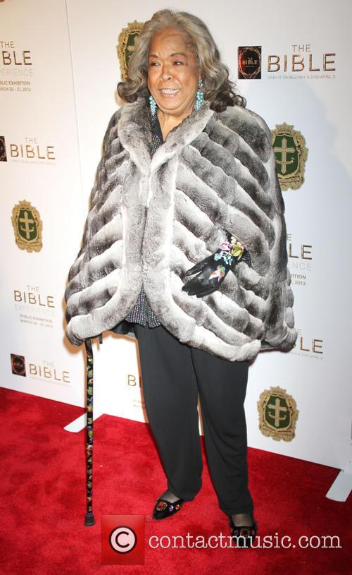 della reese the bible experience opening night 3565157