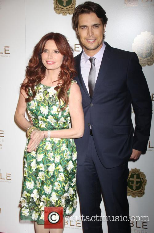 Diogo Morgado and Roma Downey 10