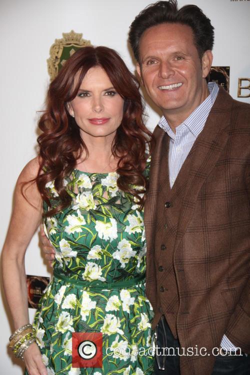 Mark Burnett and Roma Downey