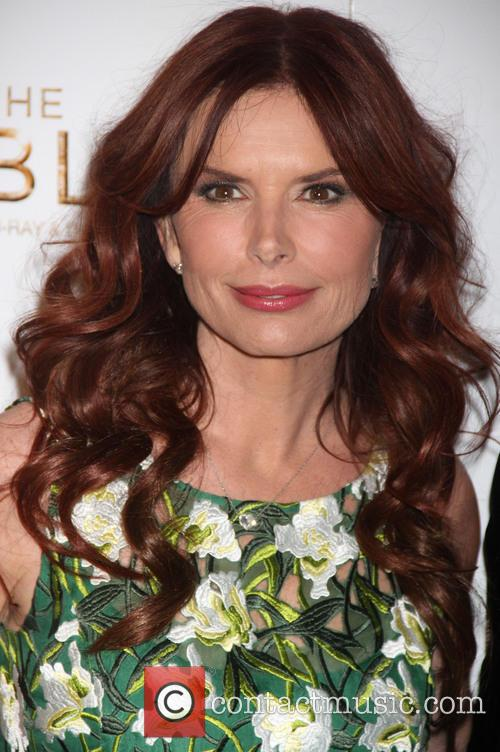 Roma Downey, The Bible Experience
