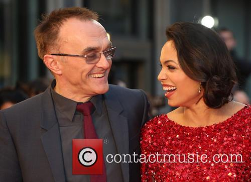 Danny Boyle and Rosario Dawson 6