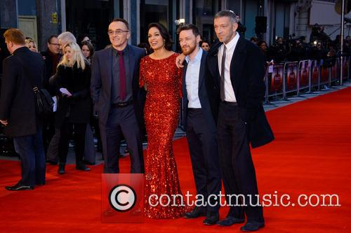 Danny Boyle, Rosario Dawson, James McAvoy and Vincent Cassel 5