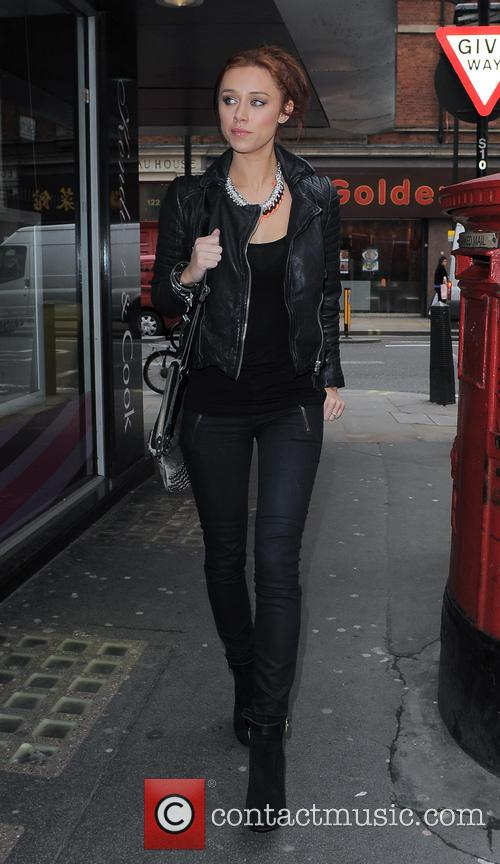 Una Healy, The Saturdays and Soho 2