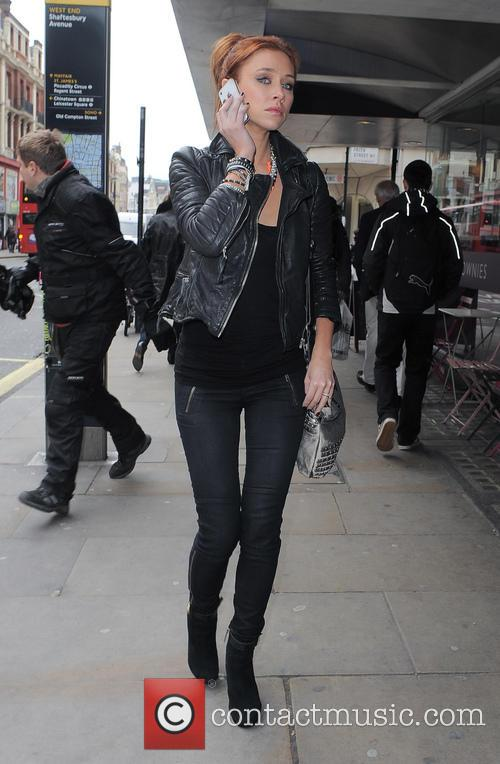 Una Healy, The Saturdays and Soho 7