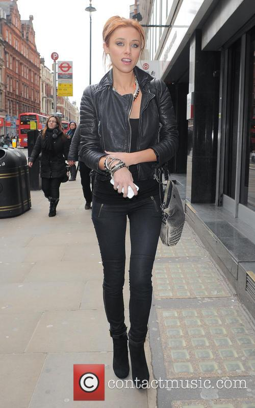 Una Healy, The Saturdays and Soho 8