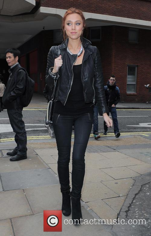 Una Healy, The Saturdays and Soho 1