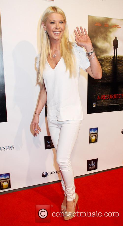 tara reid los angeles premiere of a 3565587