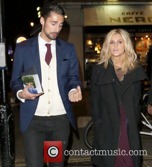 Ashley Roberts and Hugo Taylor 2