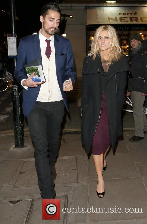 Ashley Roberts and Hugo Taylor 4