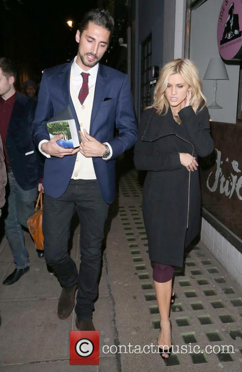 Ashley Roberts and Hugo Taylor 5