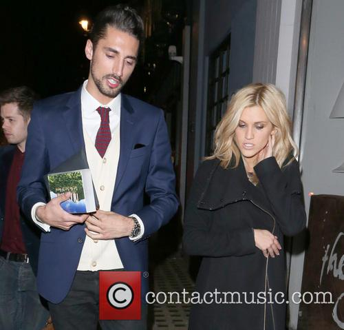 Ashley Roberts and Hugo Taylor 6