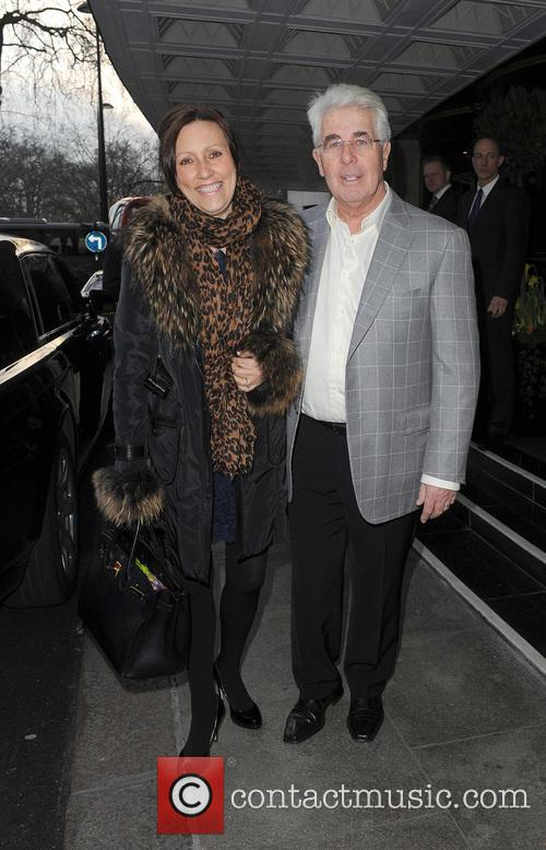 Jo Westwood and Max Clifford 1