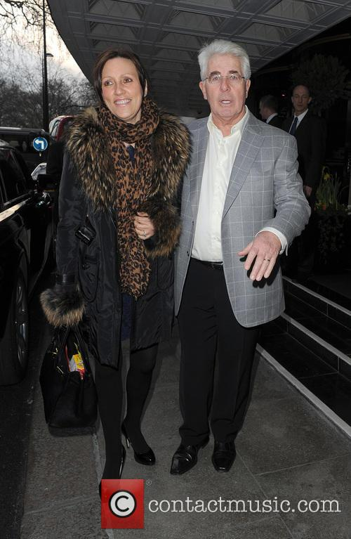 Jo Westwood and Max Clifford 2