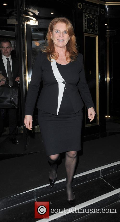 Sarah Ferguson and Duchess Of York 4