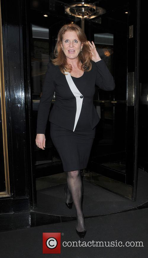 Sarah Ferguson and Duchess Of York 5