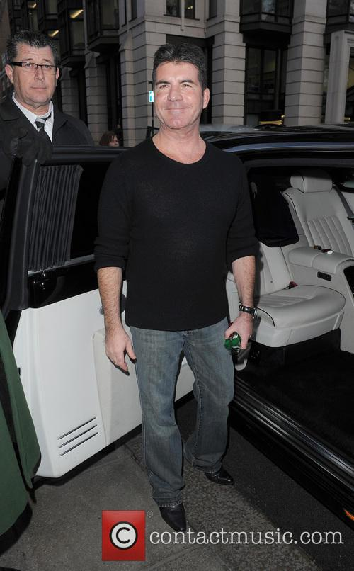 Celebrities At The Dorchester Hotel