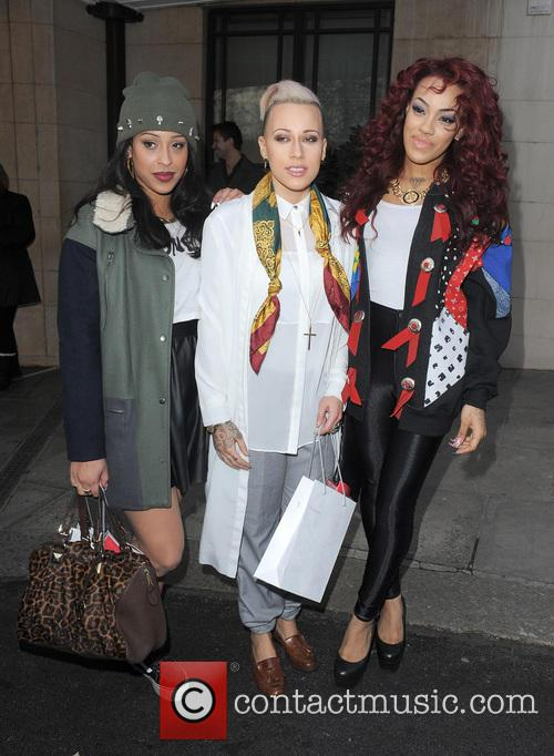 Stooshe, Alexandra Buggs, Karis Anderson and Courtney Rumbold 3