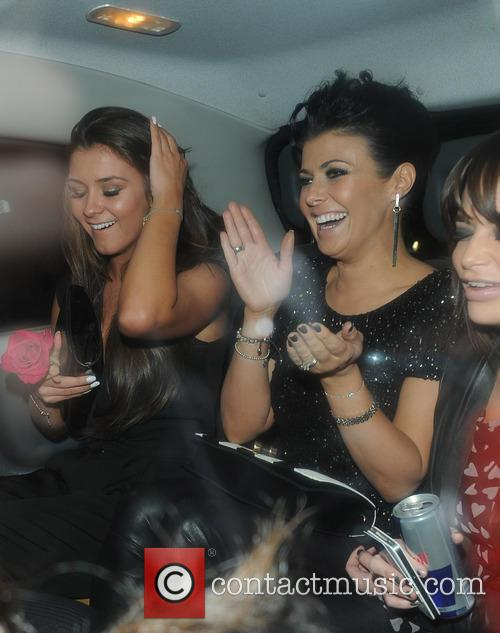 Brooke Vincent and Kym Marsh 6
