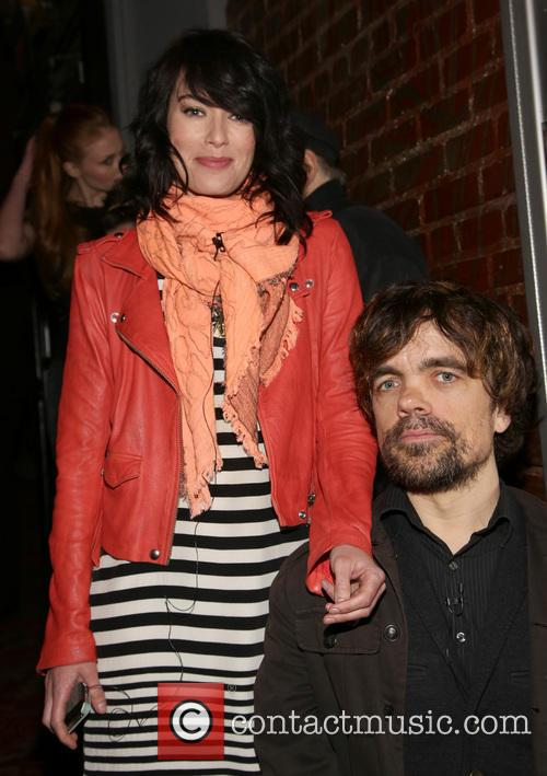 Lena Heady and Peter Dinklage 1