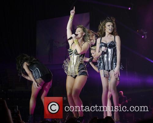 Girls Aloud, Ten, The Hits Tour