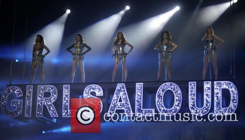 Kimberley Walsh, Nicola Roberts, Nadine Coyle, Cheryl Cole, Sarah Harding and Girls Aloud 7