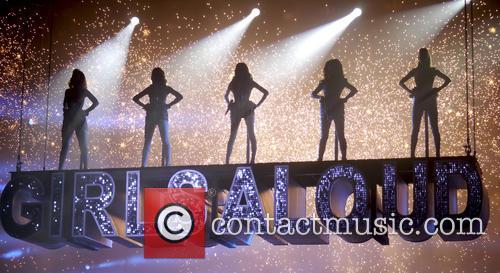 Kimberley Walsh, Nicola Roberts, Nadine Coyle, Cheryl Cole, Sarah Harding and Girls Aloud 10
