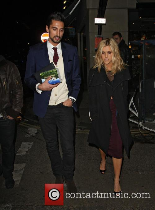 Hugo Taylor and Ashley Roberts 2