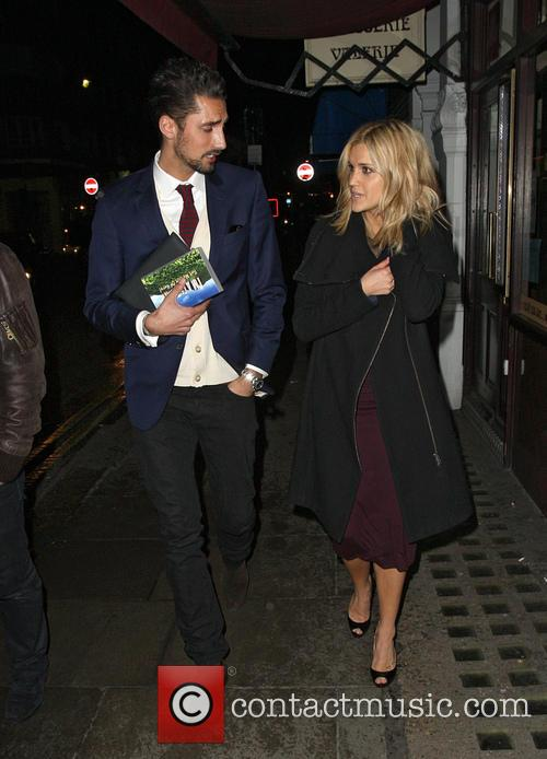 Hugo Taylor and Ashley Roberts 3