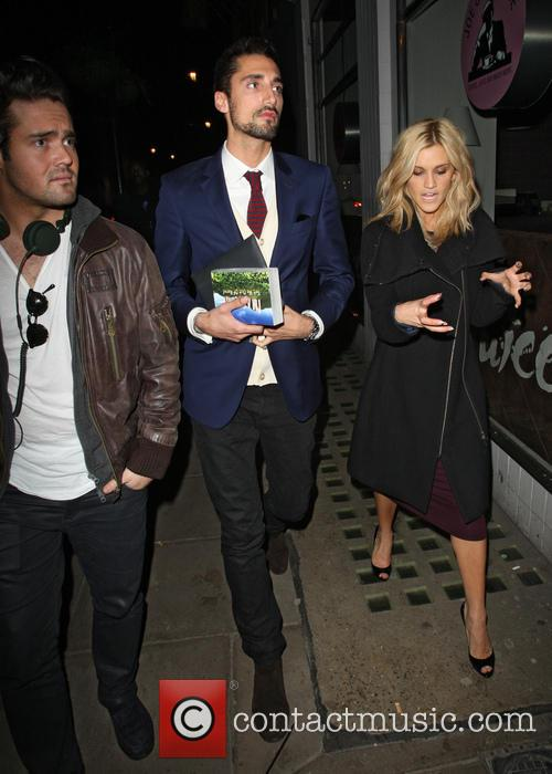 Hugo Taylor and Ashley Roberts 1
