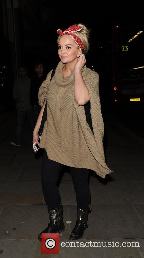 Jennifer Ellison Leaves The and Palace Theatre 3