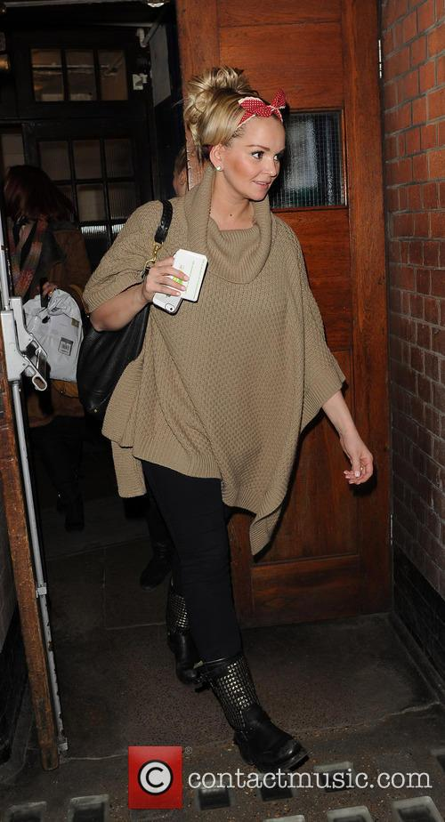 Jennifer Ellison Leaves The and Palace Theatre 4