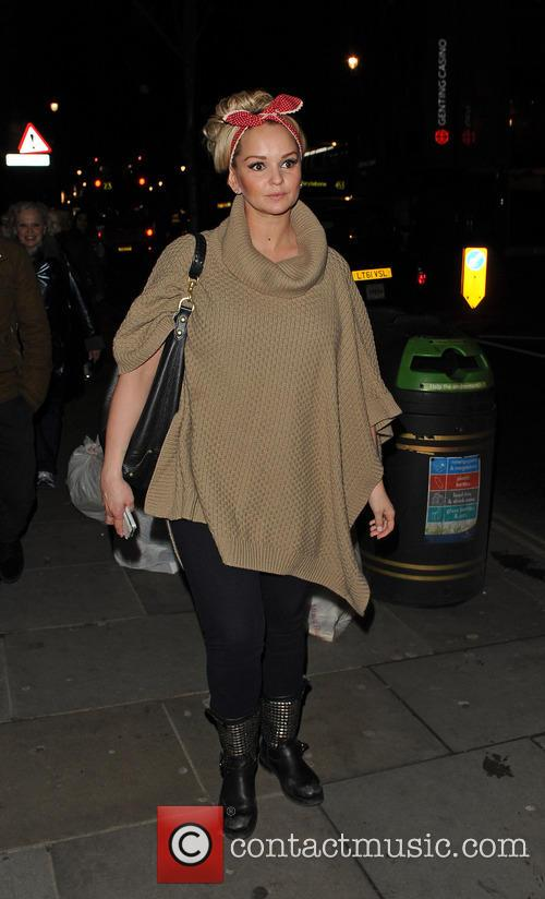 Jennifer Ellison Leaves The and Palace Theatre 6