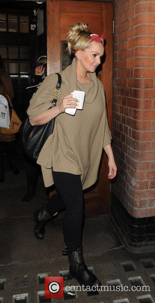 Jennifer Ellison Leaves The and Palace Theatre 7