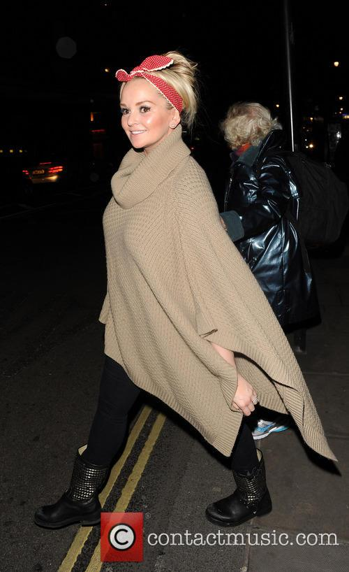 Jennifer Ellison Leaves The and Palace Theatre 8