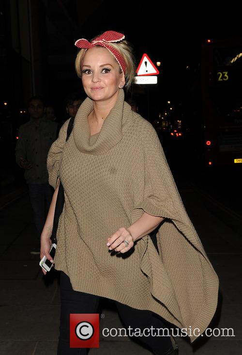 Jennifer Ellison Leaves The and Palace Theatre 1