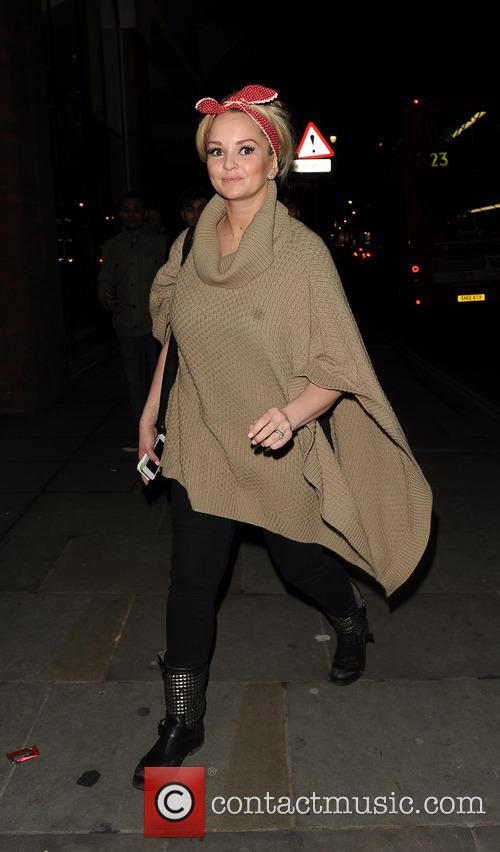 Jennifer Ellison Leaves The and Palace Theatre 13