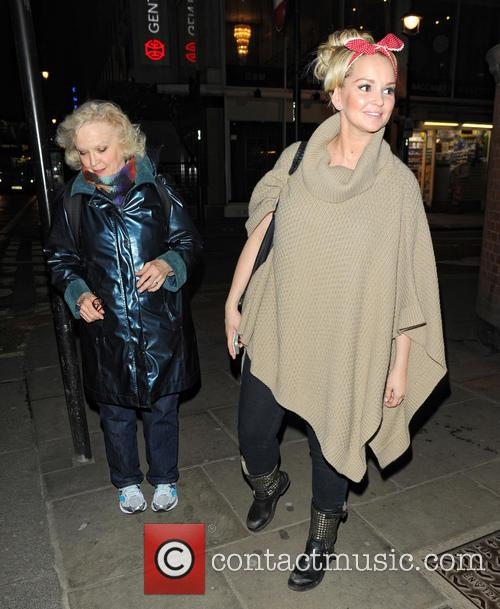 Jennifer Ellison, Sandra Dickinson, Palace Theatre
