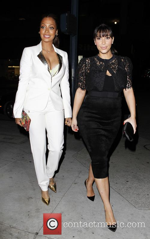 Kim Kardashian and Lala Vasquez 3