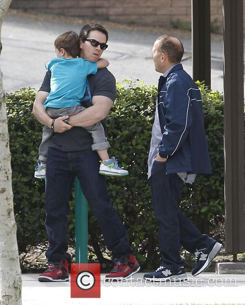 Mark Wahlberg and Brendan 1