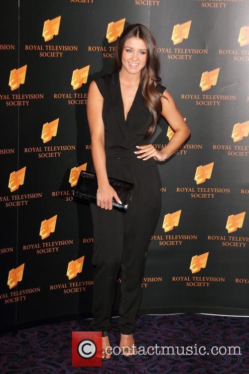 brooke vincent royal television society programme awards 3565734