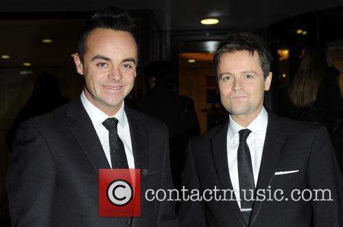 Anthony Mcpartlin and Declan Donnelly 2
