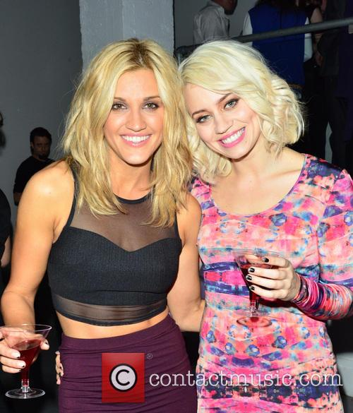 Kimberley Wyatt and Ashley Roberts 1