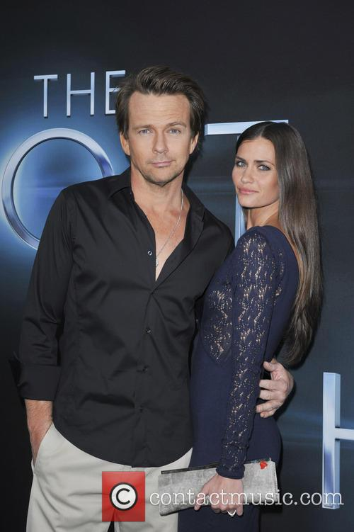 Sean Patrick Flanery and Lauren Flanery 2