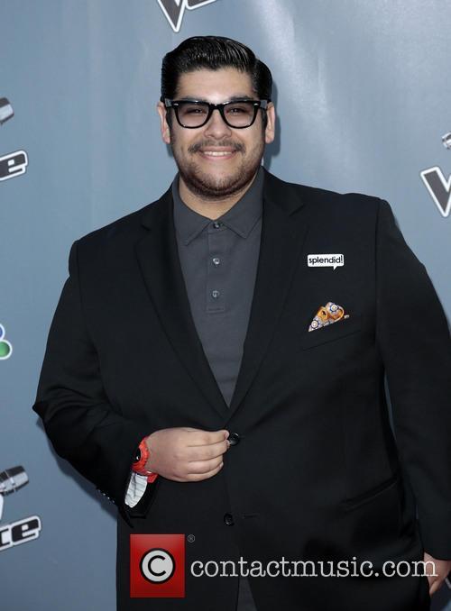 Singer Daniel Rosa 1