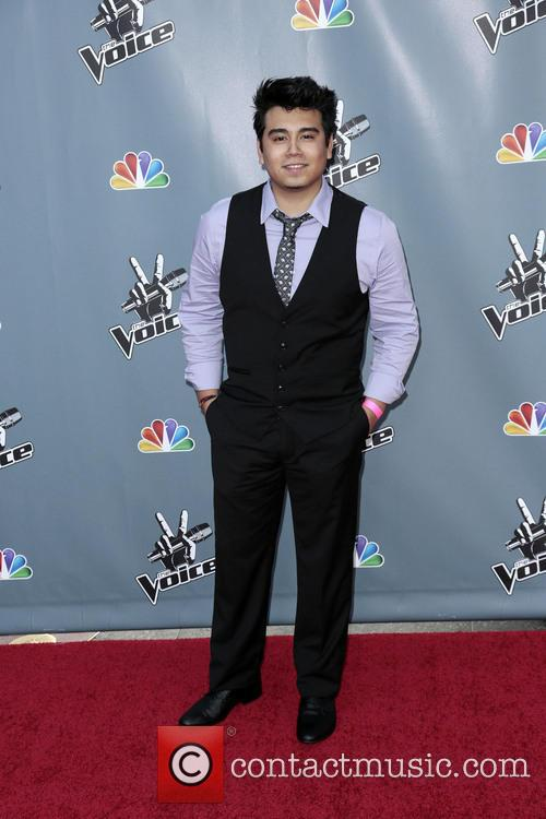 Singer Julio Castillo 2